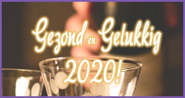 Gezond en Gelukkig 2020 - Goede voornemens