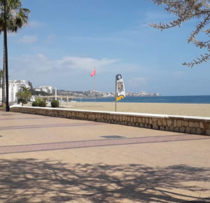 Costa del Sol Uitgestorven
