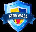 Je gegevens zijn beschermd door 3 afzonderlijke Firewalls